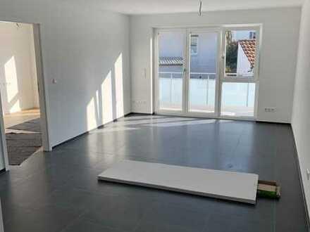 Erstbezug: exklusive 2-Zimmer-Wohnung mit Balkon in Heilbronn (Kreis)