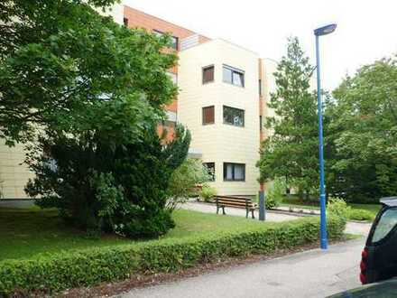 Für Pendler: Helle 1-Zimmer-Wohnung mit Balkon