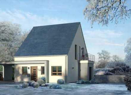 Freistehendes Einfamilienhaus in direkter Waldrandlage !