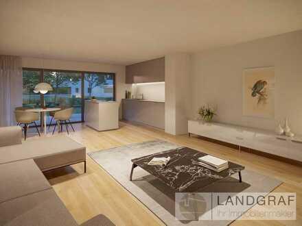 Baubeginn erfolgt: Park Ensemble am Brühlbach - Außergewöhnliche Wohnung mit Abendsonne