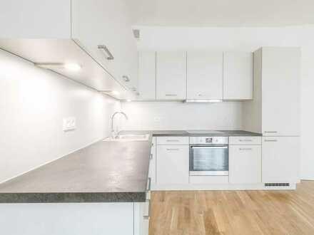 Erstbezugstraum auf 4-Zimmern // 2x Balkon und schöne Einbauküche
