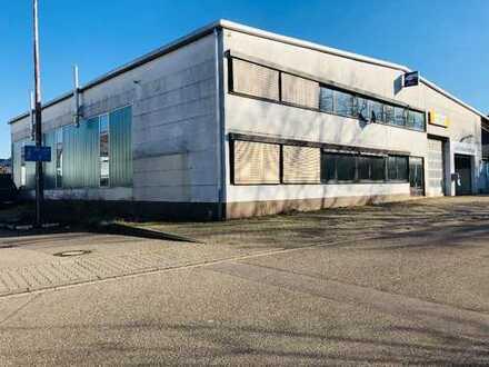 Gewerbehalle, Bad Schönborn - Mingolsheim