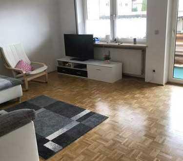 Helle, ruhige 4-Zimmerwohung in Tegernheim