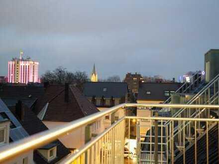 Traumhafte Altbau-Maisonettewohnung im Riemekeviertel in Paderborn