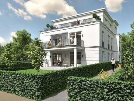 Villa Müllenhoff 62 ...wohnen in einer der schönsten Straßen der Elbvororte