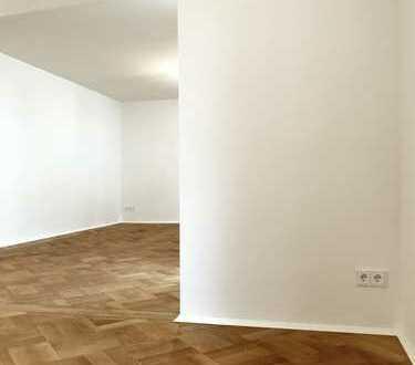 Grundsanierte 5 Zimmer Wohnung in München, am Schloss Nymphenburg