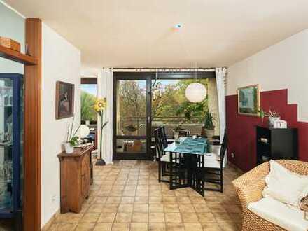 Isarvorstadt: Modernes, charmantes und helles 1,5-Zimmer-Apartment in bester Lage mit Balkon