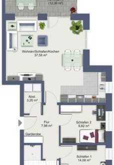 Moderne Obergeschosswohnung in Vechta-Oythe sucht neuen Eigentümer - auch für Kapitalanleger inte...