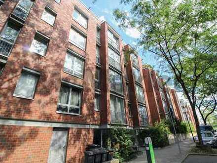 Renoviertes, helles Singleapartment im Essener Westviertel