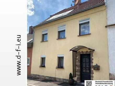 Ottweiler - Charmantes Einfamilienhaus aus 1835