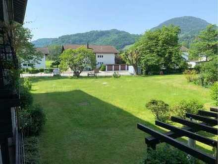 sonnige Wohnung mit Süd-Loggia, Balkon und gem. Pool im schönen Oberaudorf