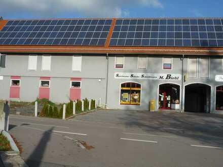 Sehr gepflegtes Geschäftshaus in zentraler Lage von Oberviechtach - die Gelegenheit!