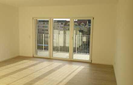 Schöne vier Zimmer Wohnung in Dresden, Friedrichstadt