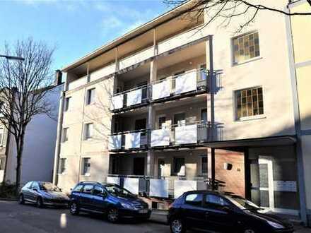 Wohnen mit Weitblick über Witten! Vollst. renov.,gemütl. 2 Zi. KDB mit Balkon (3.OG) u. Einbauküche