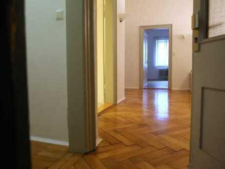 Schöne Räume in Altbau für Büro/Kanzlei/Praxis in Kemptens Innenstadt
