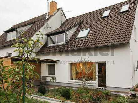 Kleinstadtidylle in Hauptstadtnähe: Charmante 2-Zi.-ETW mit Terrasse und großem Garten in Isernhagen