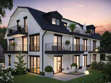 H77 L|I|V|I|N|G - WALDTRUDERING - Familiengerechte Dreizimmerwohnung mit großem Garten