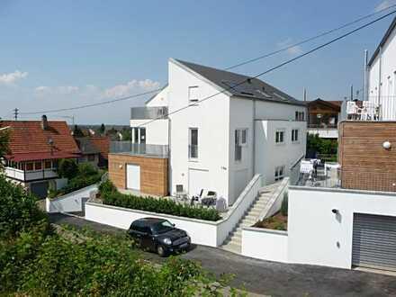 Helle 2-Zimmer-Wohnung mit herrlichem Blick ins Grüne