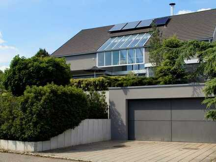 Modernes Architektenhaus in bevorzugter Lage in Güglingen