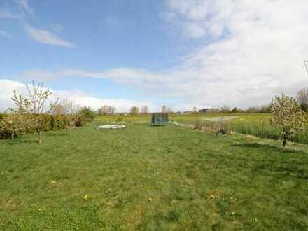 Grosszügige DHH mit grossem Garten an der Aller - zentrumsnah -