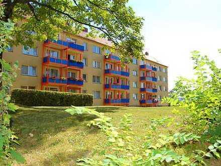Mehrgenerations-Wohnen in Löbau SÜD schöne moderne 3 RW mit Balkon!!!