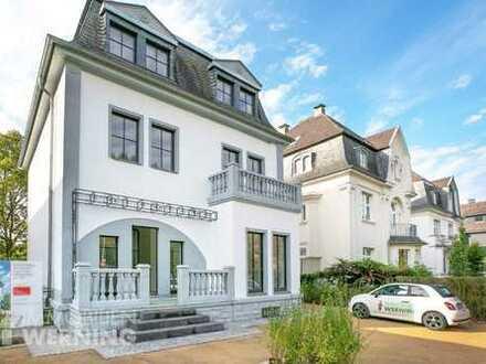 Jugendstilvilla in Rhöndorf - saniert - Fertigstellung in Kürze - Besichtigungen sofort möglich!