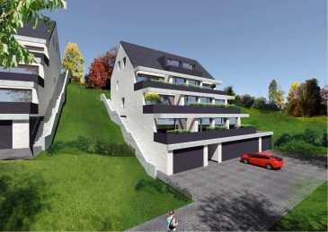 Attraktive Neubauplanung einer 7 Zimmer-Penthouse-Maisonettewohnung!