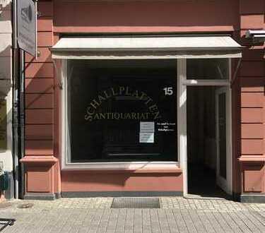 Ladenlokal in der wohl beliebtesten Straße Wiesbadens