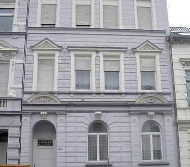 Erdgeschosswohnung in schönem Patrizierhaus; Zentrumsnah, Bunter Garten, Bethesda und Maria Hilf