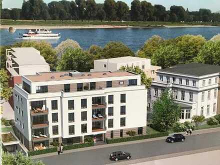 Exklusives, möbliertes Appartement mit Terrasse, Einbauküche