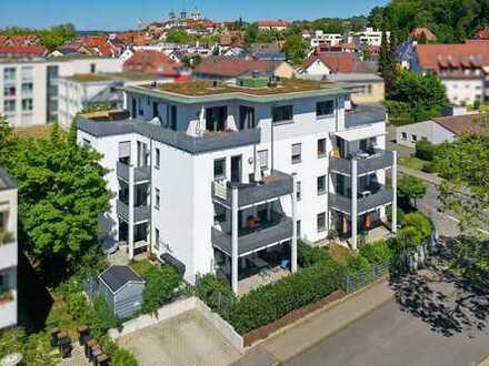 Reine Kapitalanlage! Schöne 4,5-Zimmer-Gartenwohnung in Weingarten mit Neubaustandard