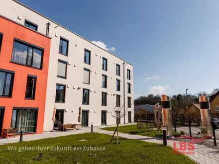 Erstbezug: Helle Mietwohnungen im betreuten Wohnen W6