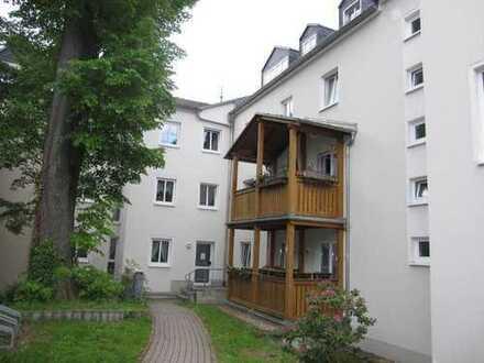 Gesuchte 2-Zimmer am Zentrum mit großem Balkon!