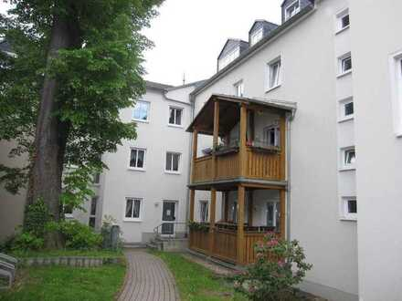 Gesuchte 2-Zimmer am Zentrum mit Südbalkon!