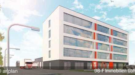 Raum Augsburg-Friedberg/Bay: Attraktives Penthouse als repräsentative Bürofläche, direkt an der A8