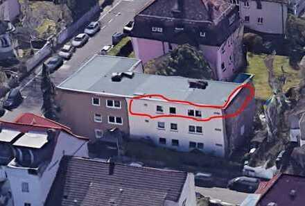 Nibelungenviertel, Lohengrinstr., helle, ETW in kleiner WE mit ca. 20 m2 großer Sonnenterrasse