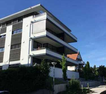 Ruhige, neuwertige 3-Zimmer-Wohnung mit Balkon und EBK in Überlingen