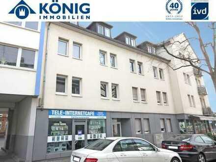 Idealer Immobilieneinstieg - Kompakte Zwei-Zimmer-Wohnung in nähe Bahnhof, Brücke und Rhein