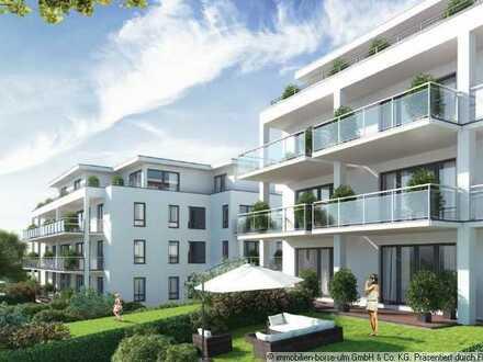 Erstbezug! moderne Neubauwohnung mit herrlicher Terrasse