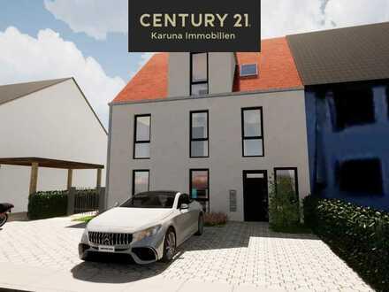 Neue moderne Eigentumswohnung in der Brühlervorstadt