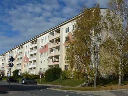 Zweiraumwohnung mit Balkon in Meißen Bohnitzsch