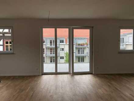 Erstbezug: exklusive 4-Zimmer-Wohnung mit EBK und Balkon in Schwäbisch Gmünd