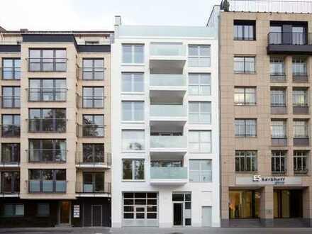 attraktiver Neubau im Herzen von Düsseldorf am Kaiserteich