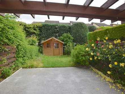 *Nur 3,57% Provision* Reihenmittelhaus mit Garten und Garage in Nieder-Eschbach