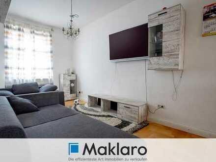 Einziehen oder vermieten? Helle 2-Zimmerwohnung mit Einbauküche in beliebter Lage von Grötzingen