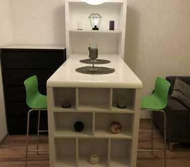 Schöne vollmöblierte 2 Zimmer Wohnung EBK,Balkon,HBF/UNI !