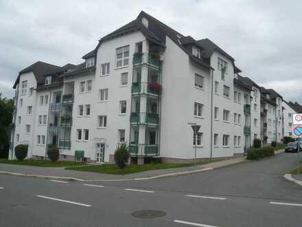 gemütliche 3-Raum-Wohnung mit verglastem Balkon