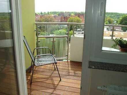 Elbblick 2-Raum-Wohnung mit Aufzug (auch seniorengeeignet)