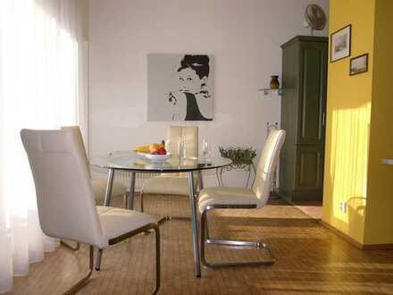 Von Eigentümer möblierte exclusive 3Raum DG Maisonette mit Terrasse 115qm