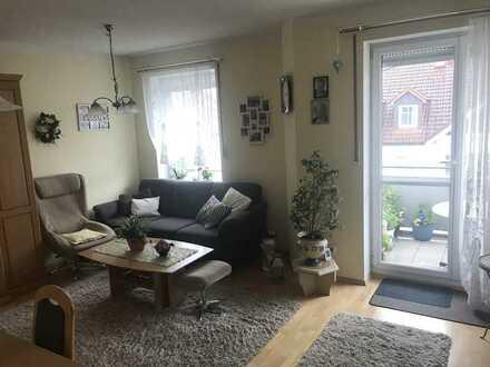 Gepflegte 3-Zimmer-Wohnung mit Balkon zentrumsnah in Pfaffenhofen